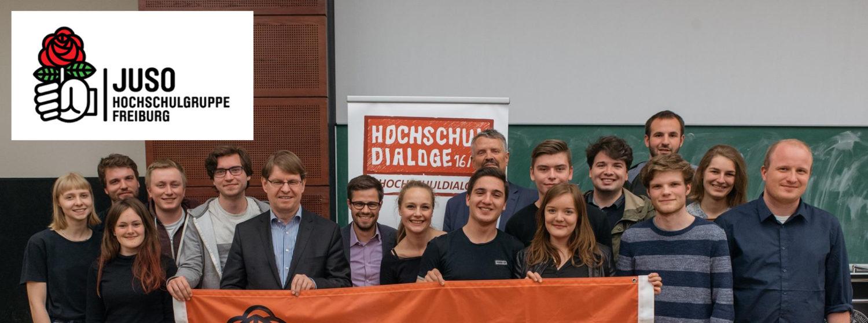 Juso-Hochschulgruppe Freiburg